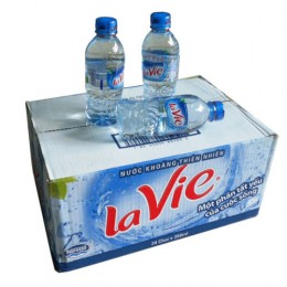 Két nước LaVie 350ml